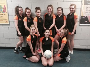 Under 16s who qualified for regionals 2014